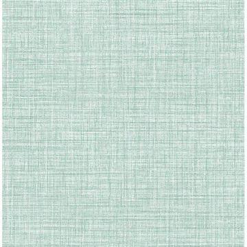 Picture of Tuckernuck Teal Linen Wallpaper