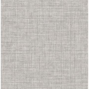 Picture of Tuckernuck Grey Linen Wallpaper