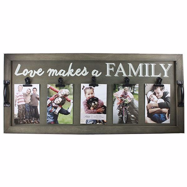 Picture of Alain Family Collage Frame