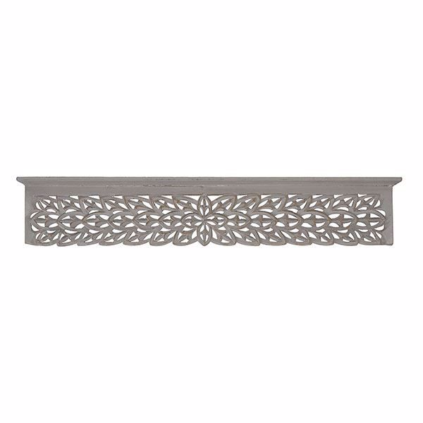 Picture of Gaudin 30 inch Grey Decorative Shelf