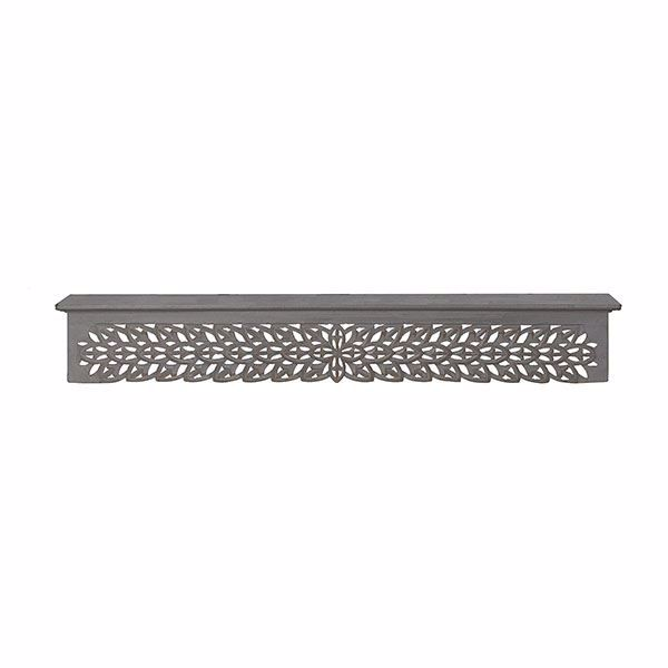 Picture of Gaudin 36 inch Grey Decorative Shelf