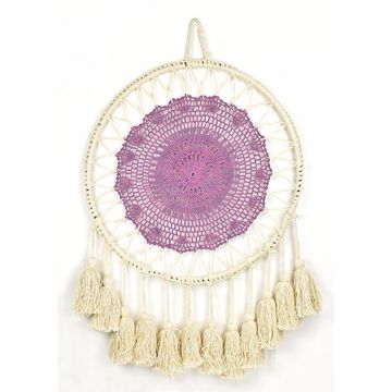 Picture of Lonce Purple Dream Catcher Wall Hanging