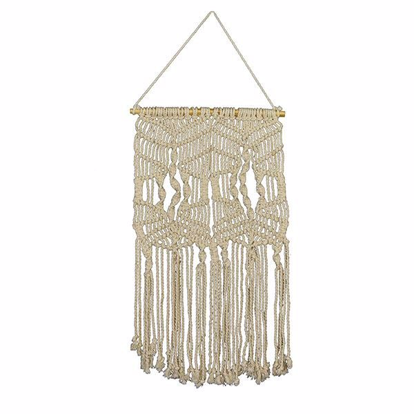 Picture of Mayco Diamond Macrame Wall Hanging