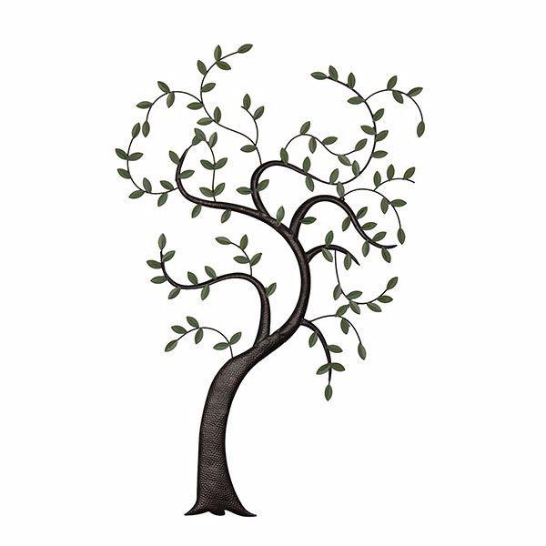 Picture of Tatrow Tree Metal Wall Art