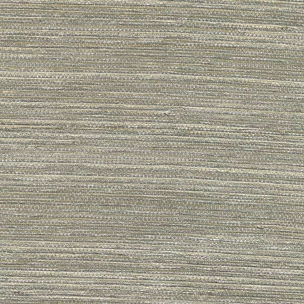 Picture of Liaohe Silver Grasscloth Wallpaper