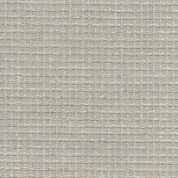 Picture of Wanchai Grey Grasscloth Wallpaper