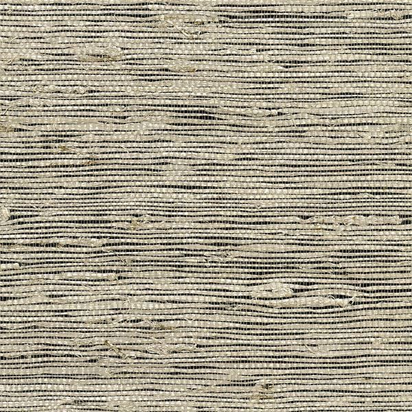 Picture of Yangtze Taupe Grasscloth Wallpaper