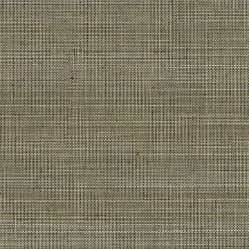 Picture of Nanking Brown Abaca Grasscloth Wallpaper