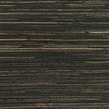 Picture of Shandong Charcoal Ramie Grasscloth Wallpaper