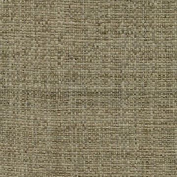 Picture of Mindoro Taupe Grasscloth Wallpaper