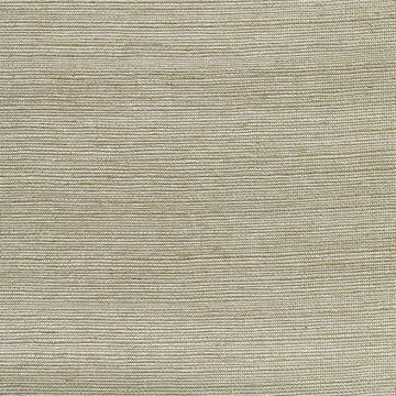 Picture of Galan Silver Grasscloth Wallpaper