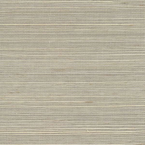 Picture of Quing Taupe Sisal Grasscloth Wallpaper