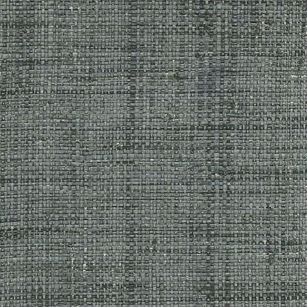 Picture of Mindoro Denim Grasscloth Wallpaper