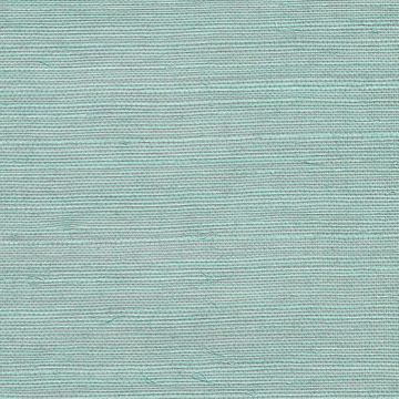 Picture of Haiphong Turquoise Grasscloth Wallpaper