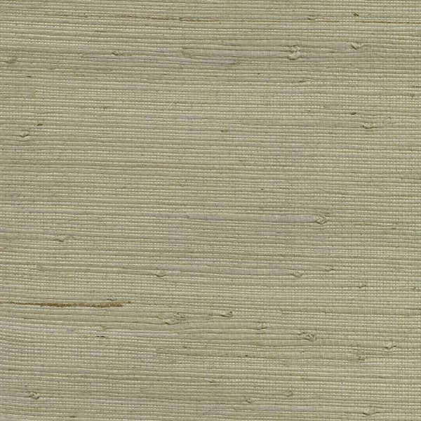 Picture of Qiantang Grey Grasscloth Wallpaper