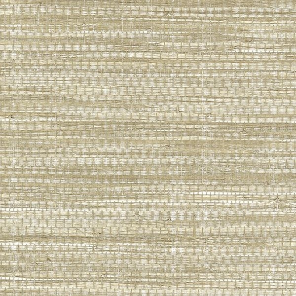 Picture of Cavite Beige Grasscloth Wallpaper