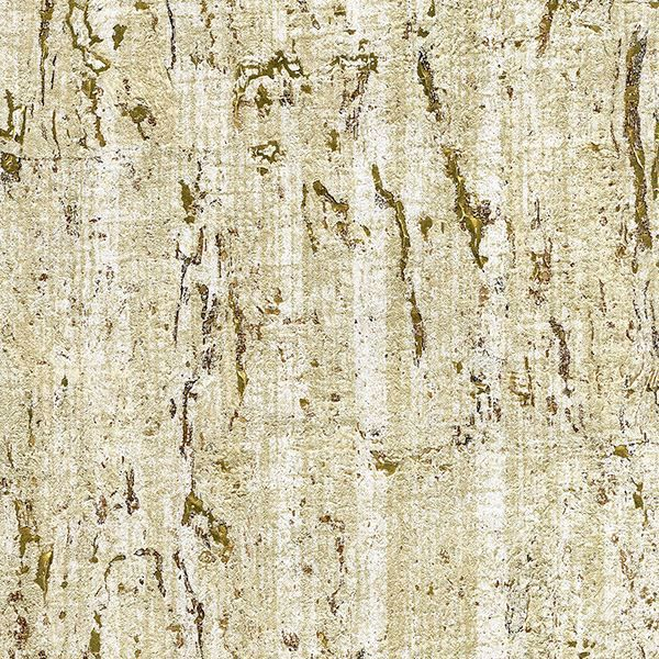 Picture of Samal Gold Cork Wallpaper