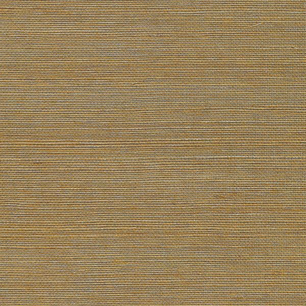 Picture of Qixia Copper Grasscloth Wallpaper