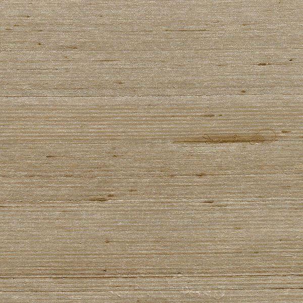 Picture of Makati Bronze Silk Weave Wallpaper
