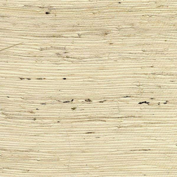 Picture of Tomur Beige Grasscloth Wallpaper