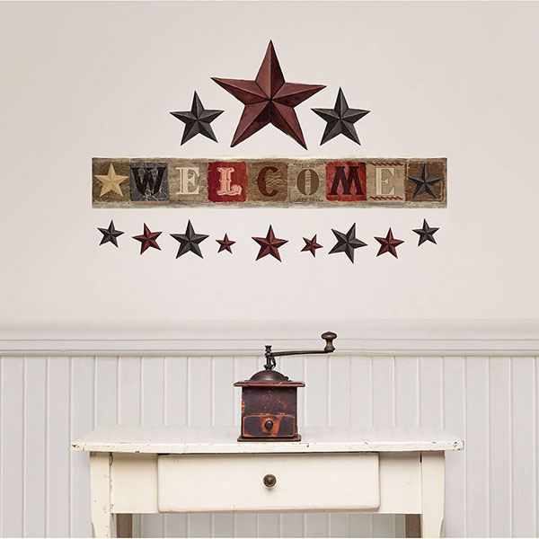 Picture of Welcome Wall Art Kit