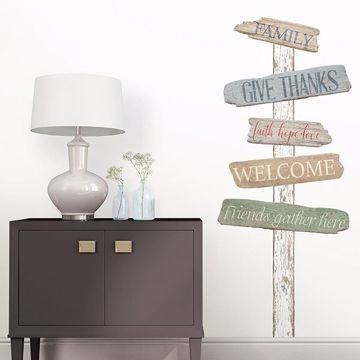 Picture of The Road Home Wall Art Kit