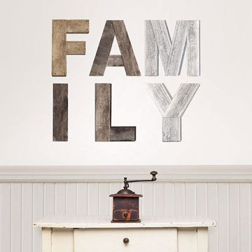 Picture of Family Wall Art Kit