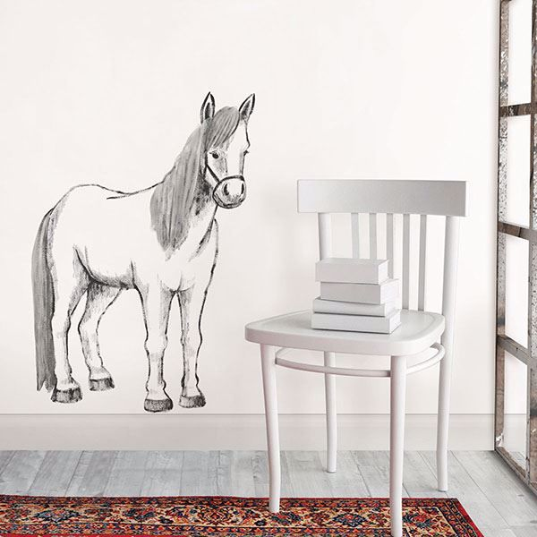 Picture of Saddle Up Wall Art Kit