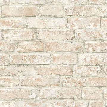 Picture of Arlington Multicolor Brick Wallpaper
