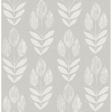 Picture of Garland Dove Block Tulip Wallpaper