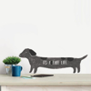 Picture of Its a Ruff Life Wall Quote Decals