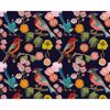 Picture of Floral Birds Wall Mural