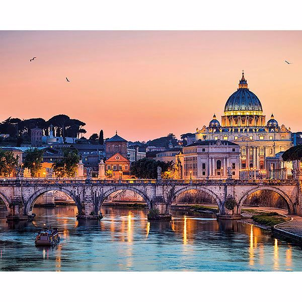 Picture of St. Peters Basilica Rome Wall Mural