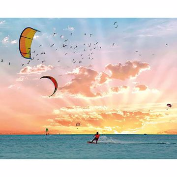 Picture of Wind Surfer Wall Mural