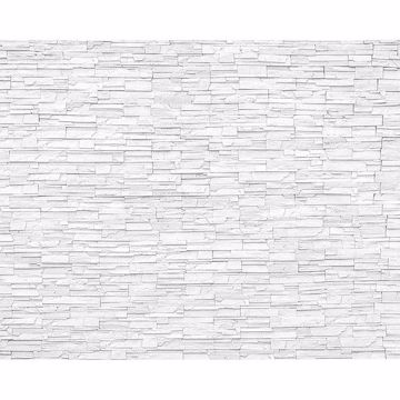 Picture of White Slate Wall Mural
