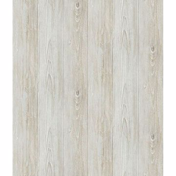 Picture of Ferox Neutral Wood Planks Wallpaper