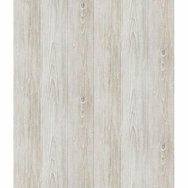 Picture of Ferox Neutral Wood Planks Wallpaper