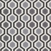 Picture of Kelso Black Geometric Wallpaper