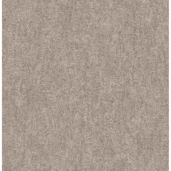 Picture of Ludisia Brown Brushstroke Texture Wallpaper