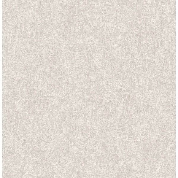 Picture of Ludisia Ivory Brushstroke Texture Wallpaper