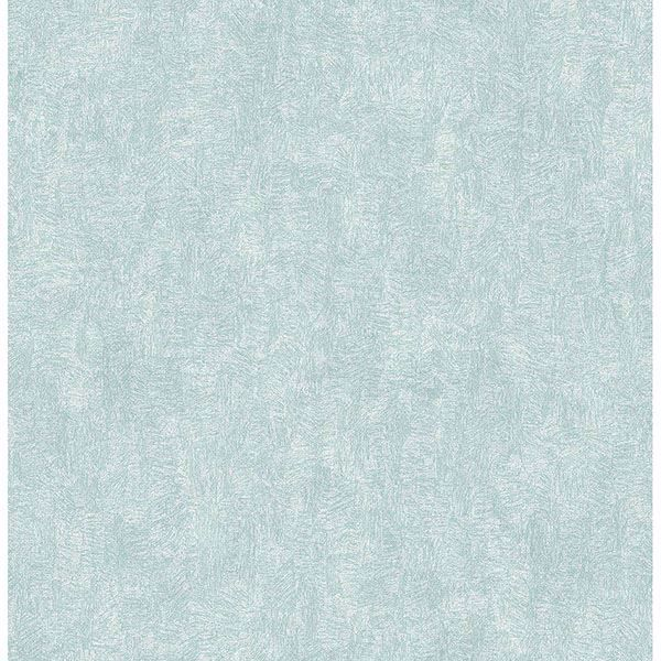 Picture of Ludisia Teal Brushstroke Texture Wallpaper