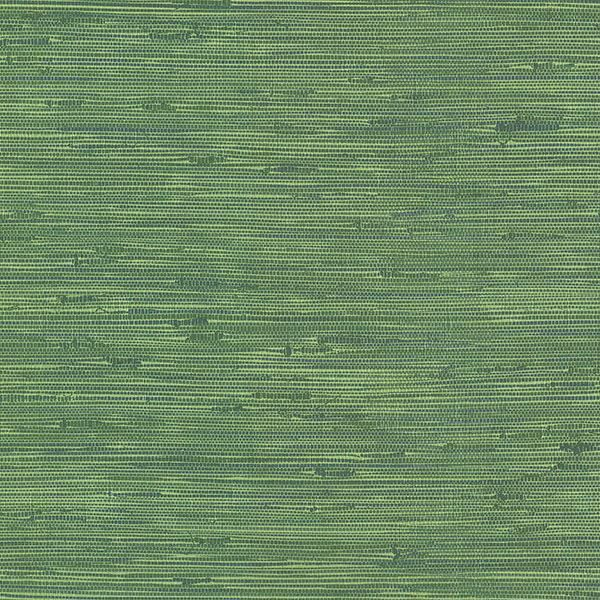 Picture of Lycaste Green Weave Texture Wallpaper