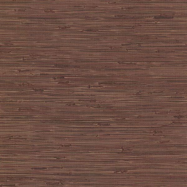 Picture of Lycaste Merlot Weave Texture Wallpaper