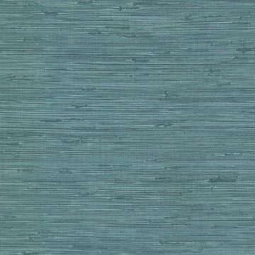 Picture of Lycaste Teal Weave Texture Wallpaper