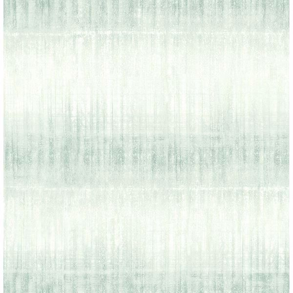 Picture of MacMillan Aqua Texture Stripe Wallpaper