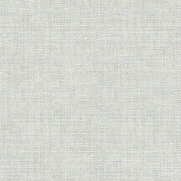 Picture of Pratt Light Blue Grass weave Wallpaper