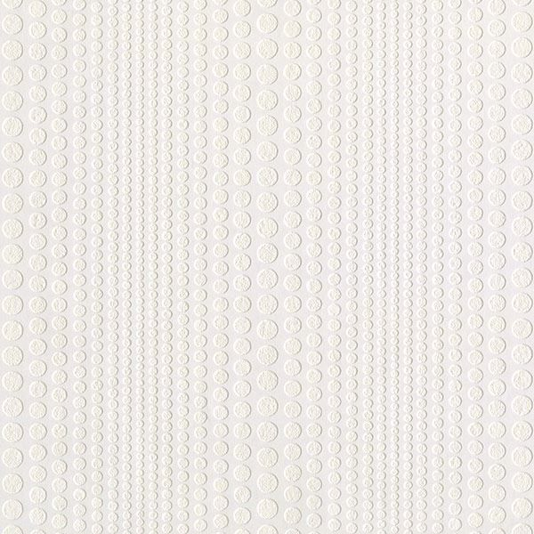 Picture of Stringfellow Paintable Polka Dot Texture Wallpaper
