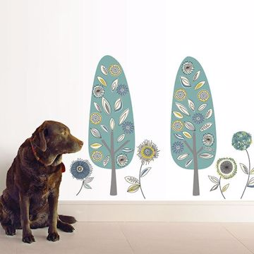 Picture of Garden Party Wall Art Kit