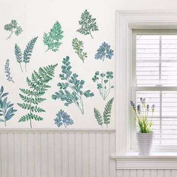 Picture of Greenery Wall Art Kit