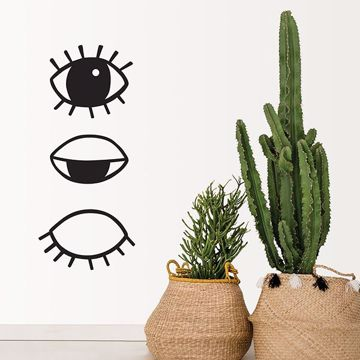 Picture of Eyes For You Wall Art Kit
